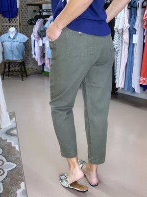 Maisy- Cropped pants