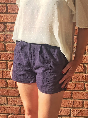 The Look - Navy Shorts