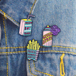 COOL Brooch - Trendy Store GiaSai
