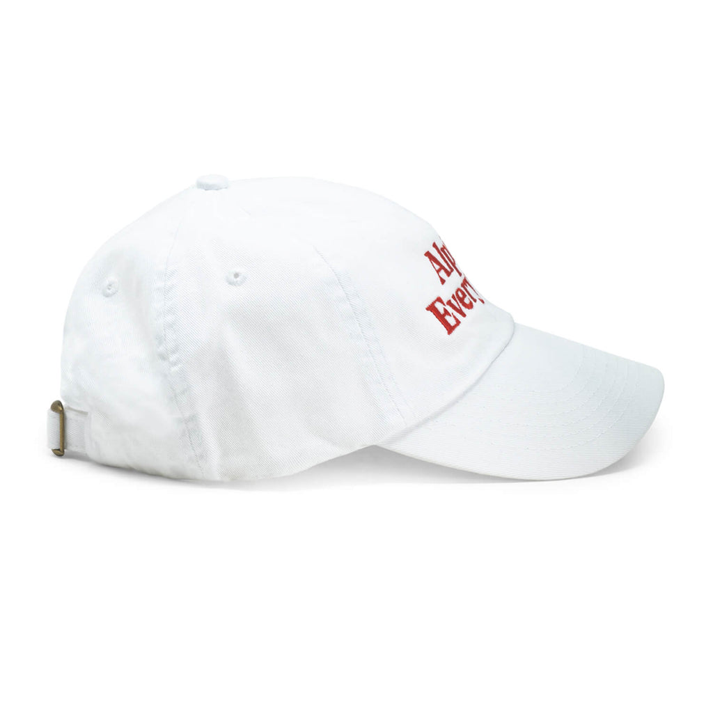 Alpine Everything Cap (White)
