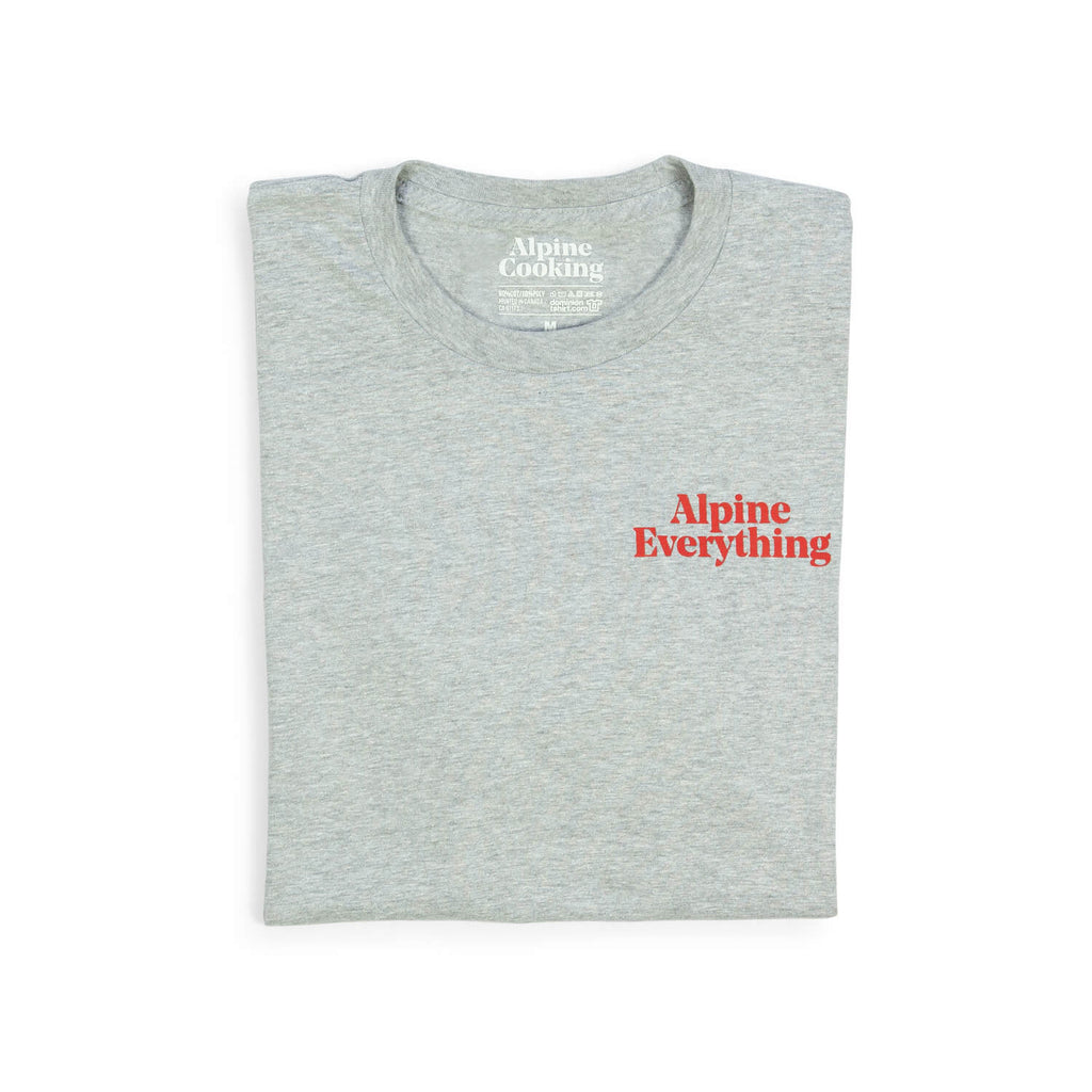 Alpine Everything T-Shirt (Ash Grey)