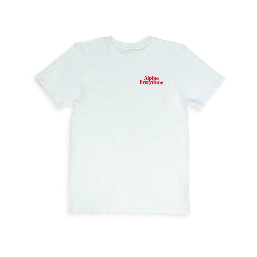 Alpine Everything T-Shirt (White)