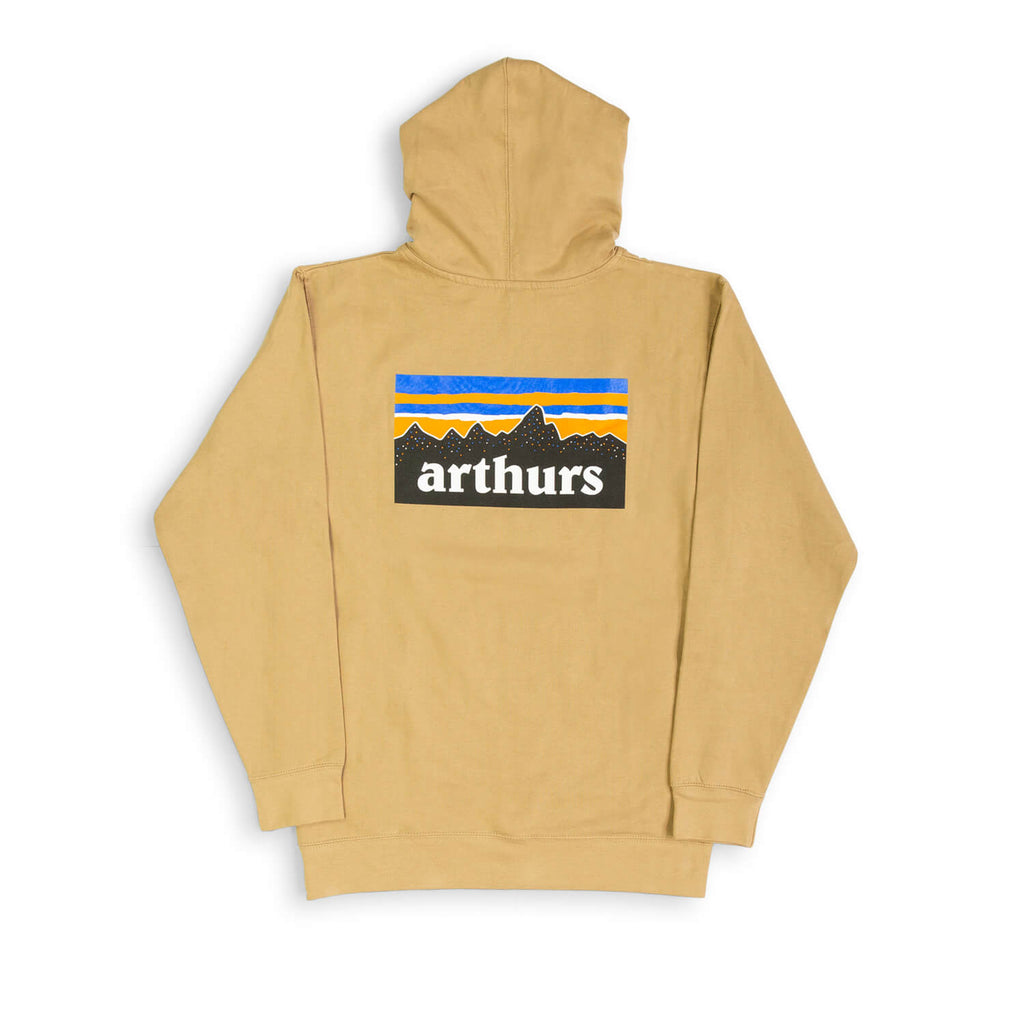 Arthurs Outdoor Edition Hoodie (Tan)