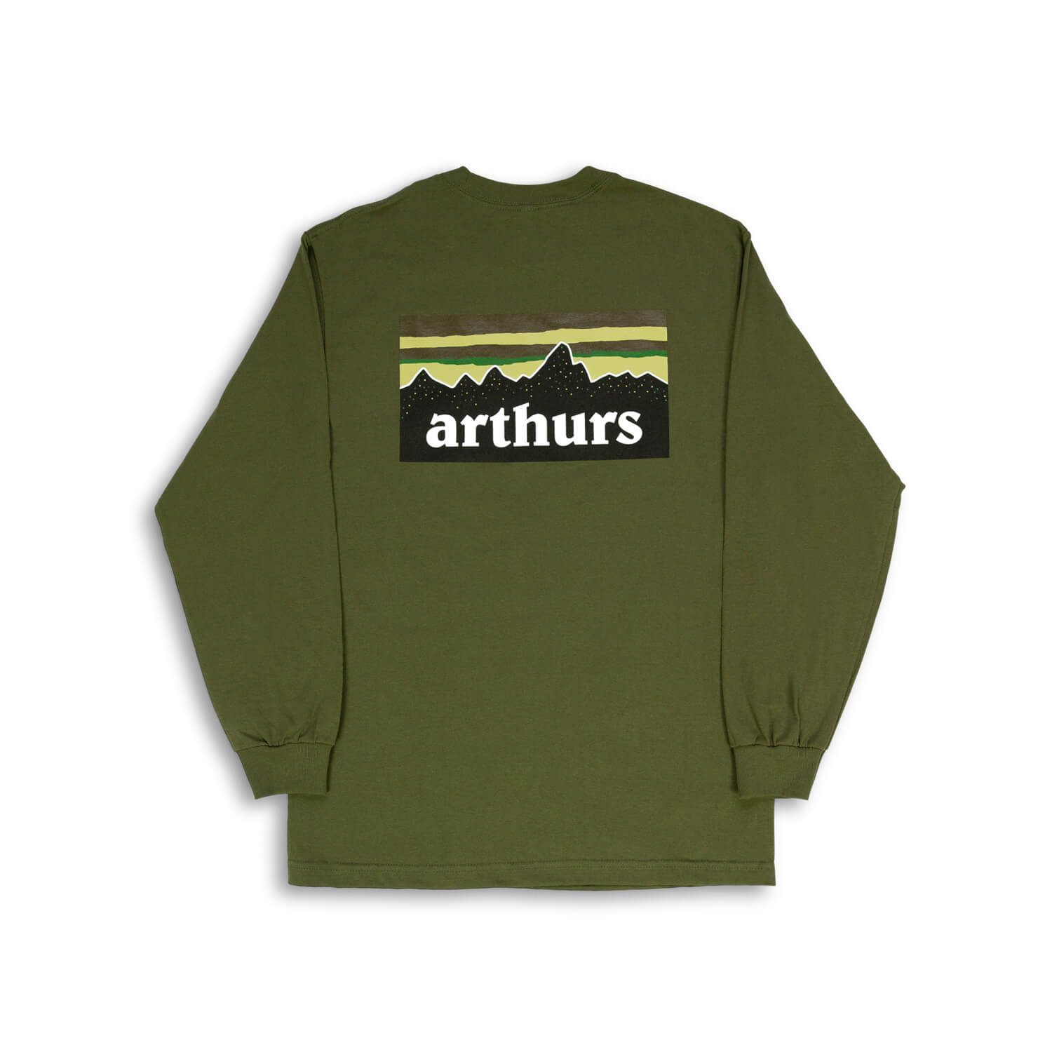 Arthurs Outdoor Edition Longsleeve (Green)