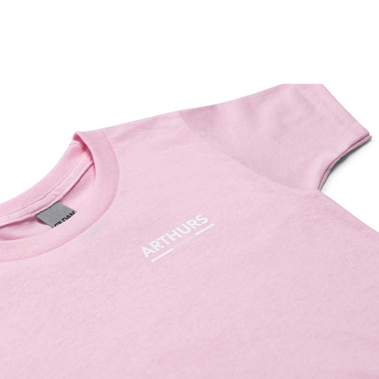 Arthurs T-Shirt (Toddler/Pink)