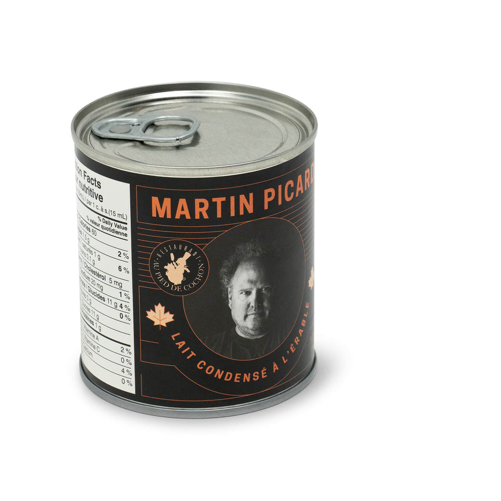 Au Pied de Cochon Maple Condensed Milk (300ml)
