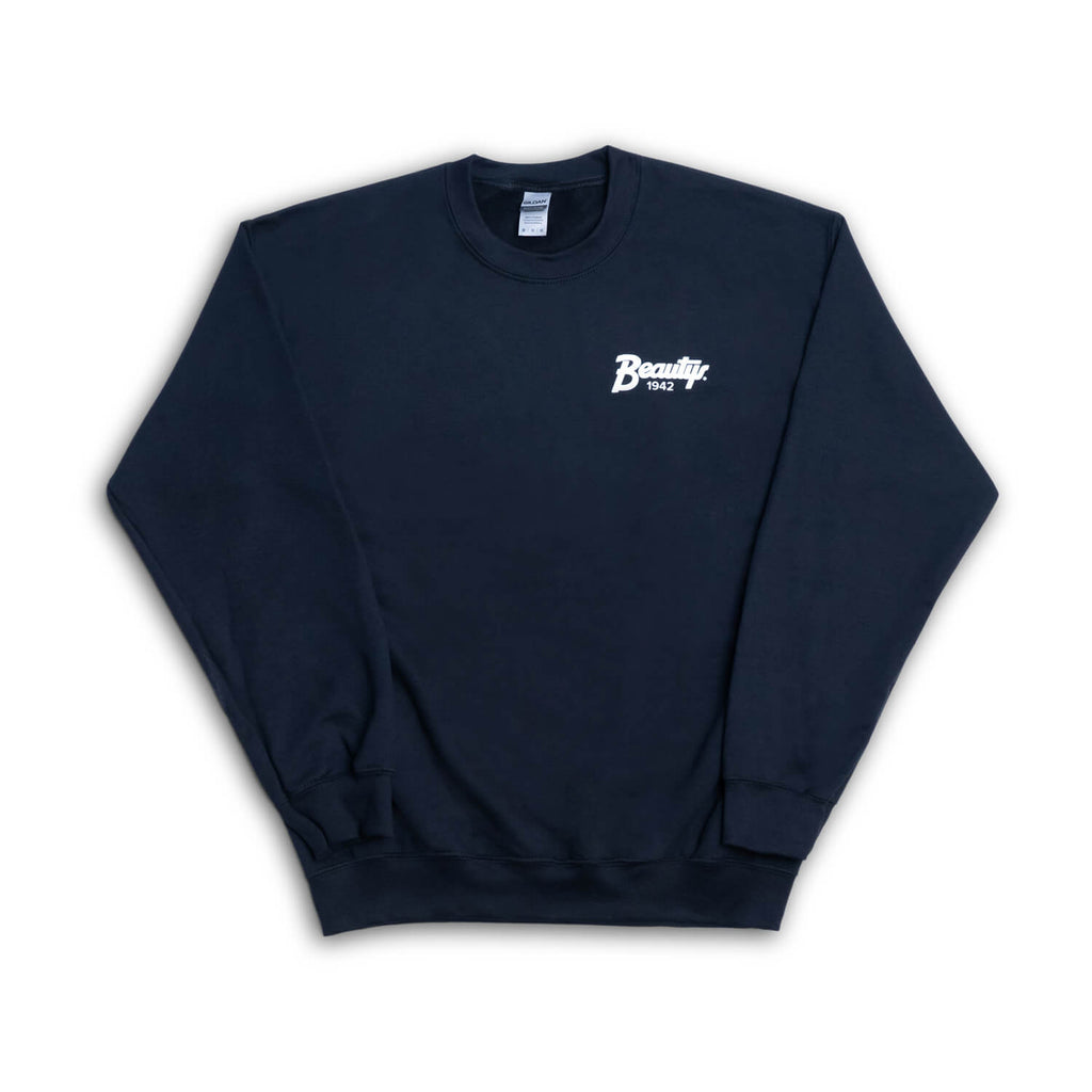 Beautys Crewneck Sweatshirt (Black)