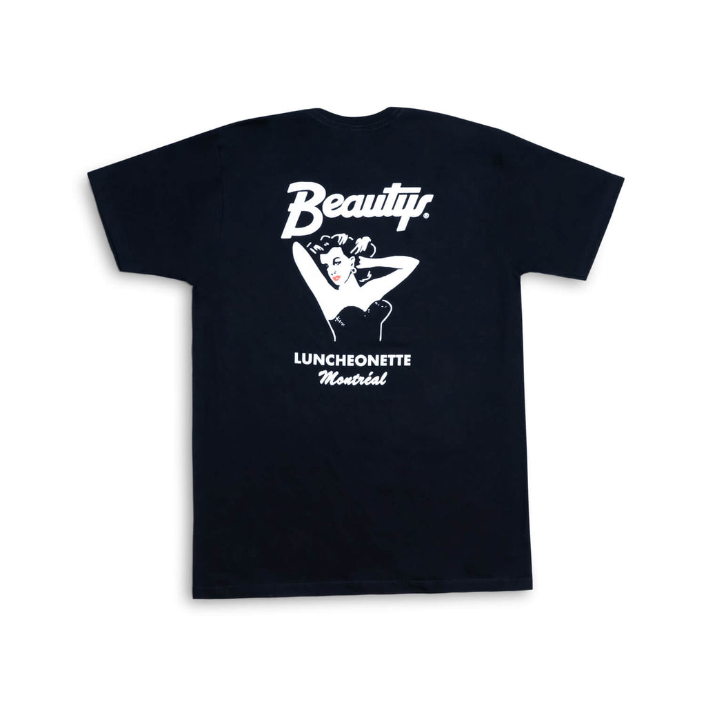 Beautys T-Shirt (Black)