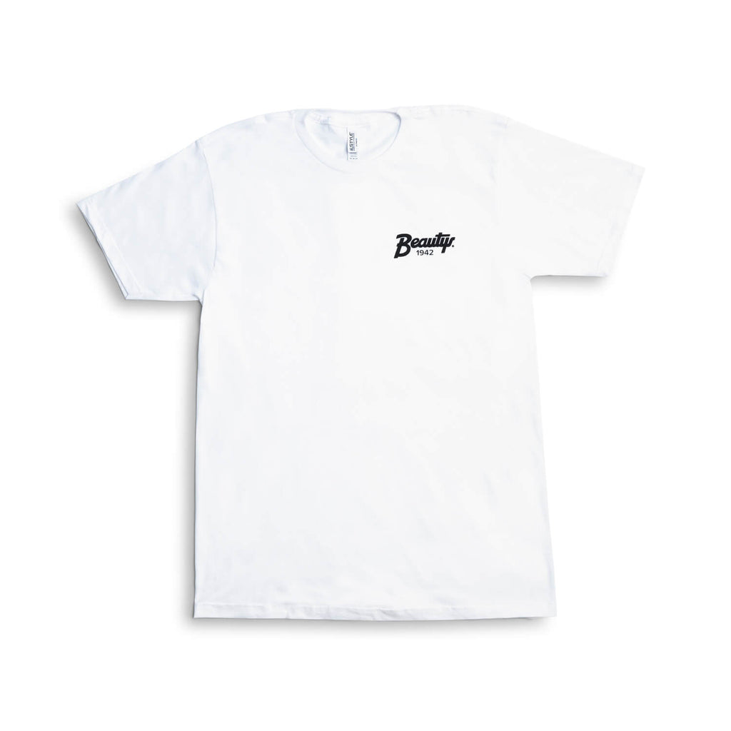 Beautys T-Shirt (White)