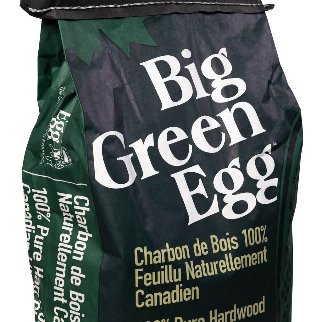 Big Green Egg 100% Natural Lump Charcoal (Canadian Maple)