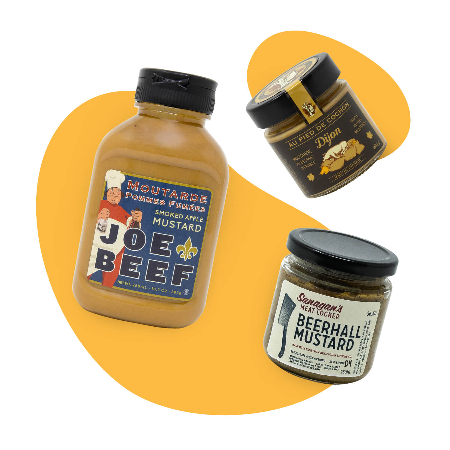 Mustard Over Everything Bundle