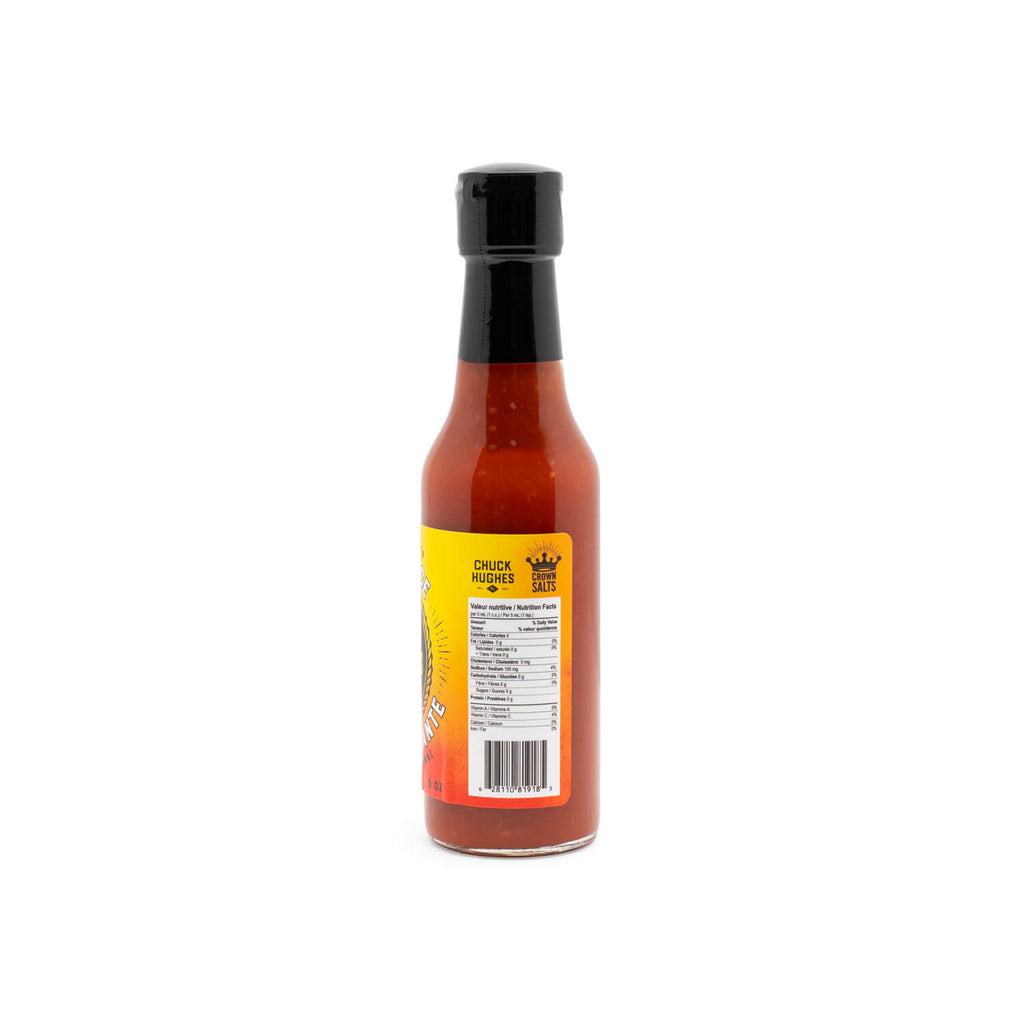 Chuck Hughes Cayenne Pepper Hot Sauce (148ml)