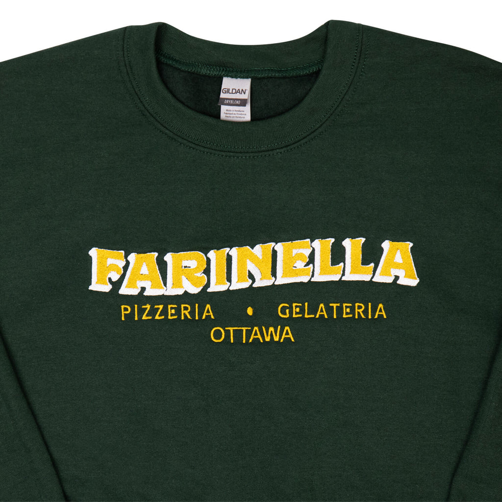 "Farinella ""OG"" Crewneck Sweatshirt (Green)"