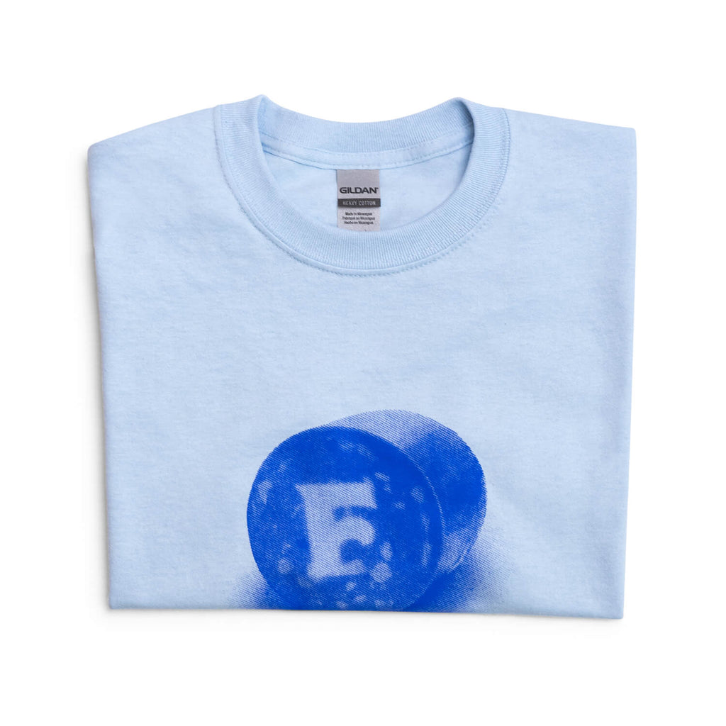 "Farinella ""Get 'Em While We Got 'Em"" Mortadella T-Shirt (Baby Blue)"