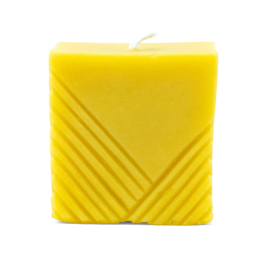 Gibbs Beeswax Square Candle