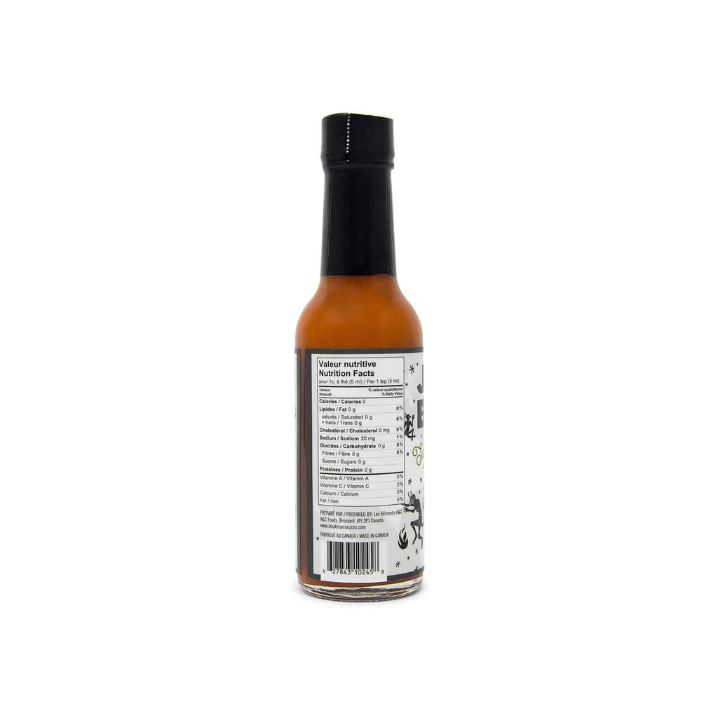 Joe Beef Hot Sauce (145ml)