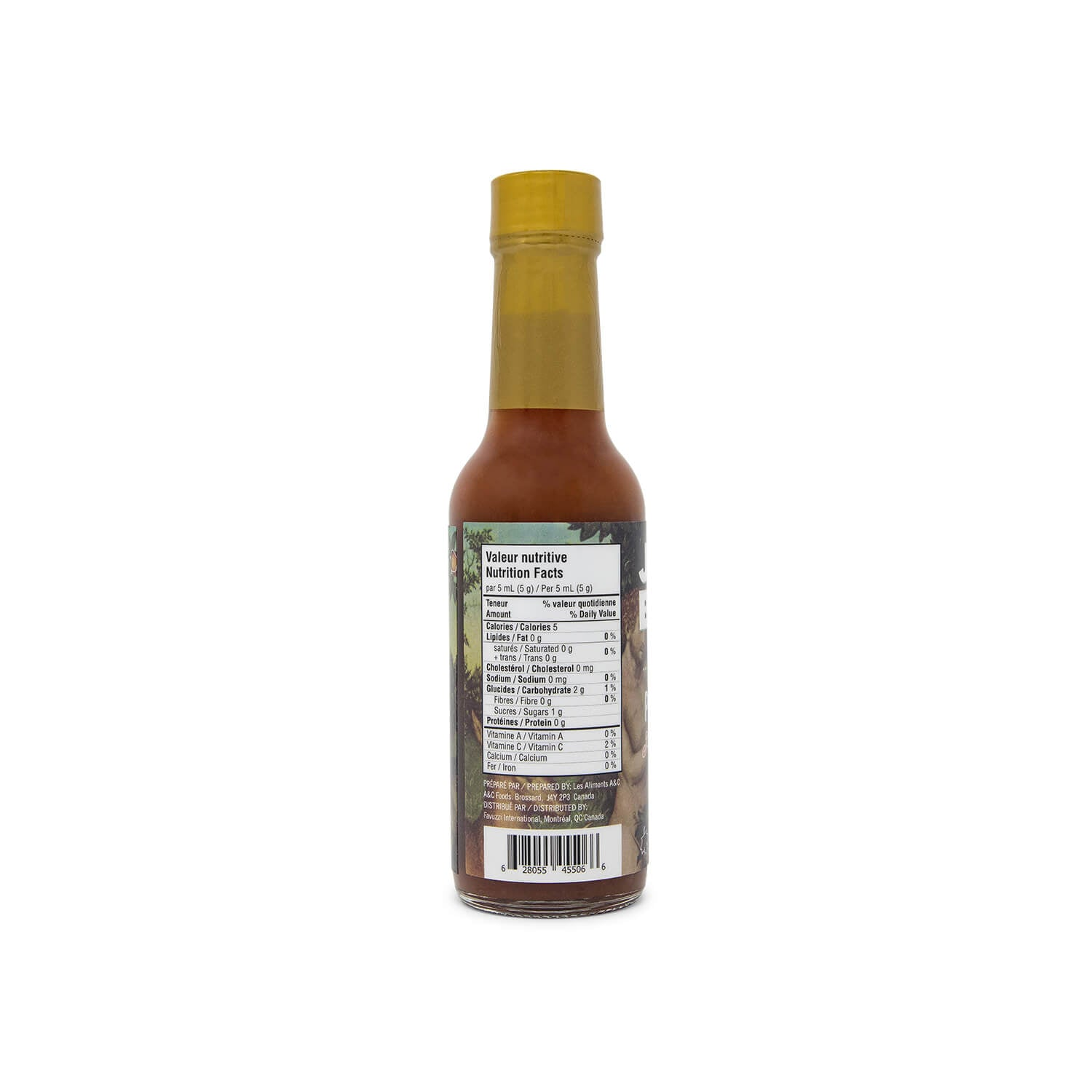 Joe Beef Hot Sauce Apple Maple (150ml)