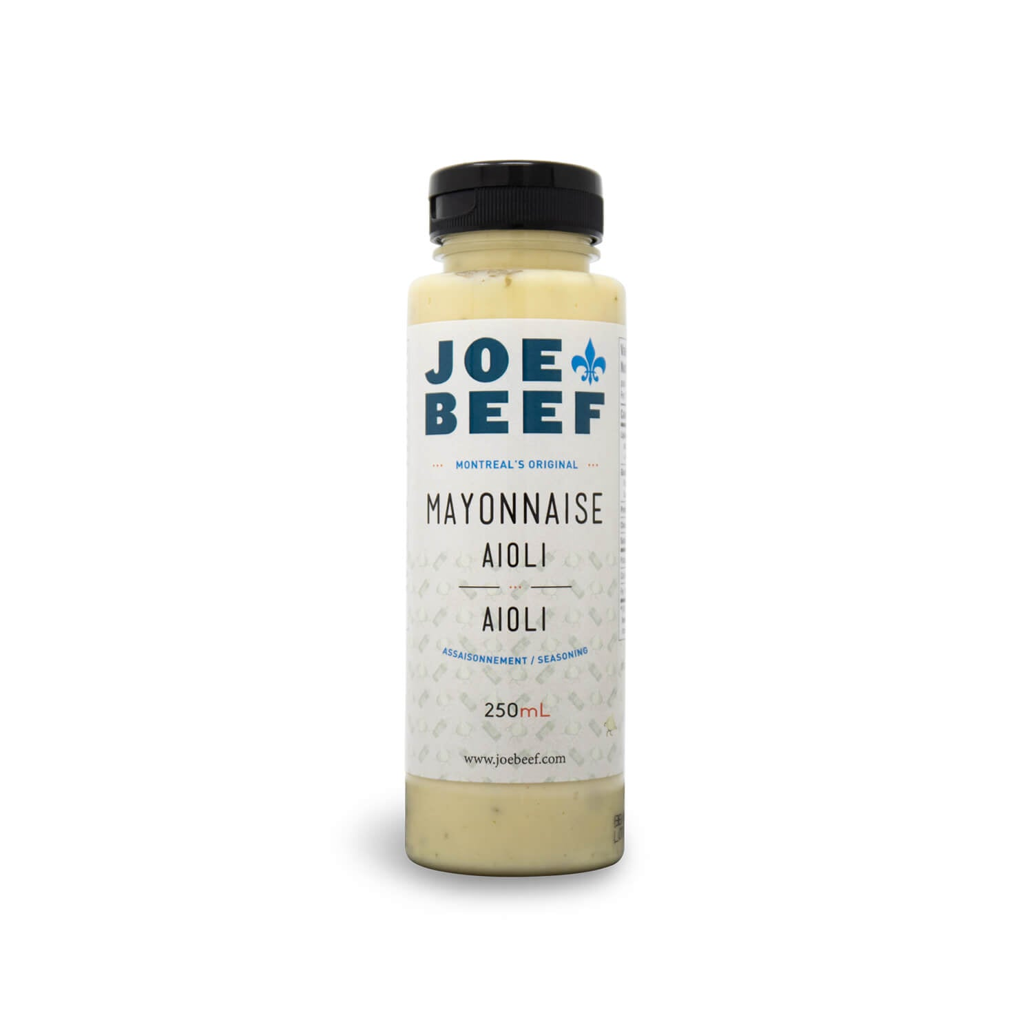 Joe Beef Aïoli Mayonnaise (300ml)