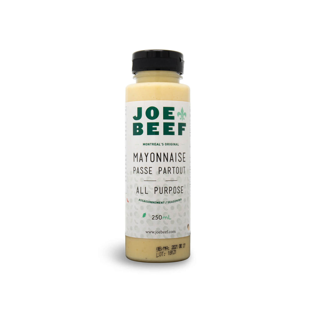 Joe Beef All Purpose Mayonnaise (300ml)