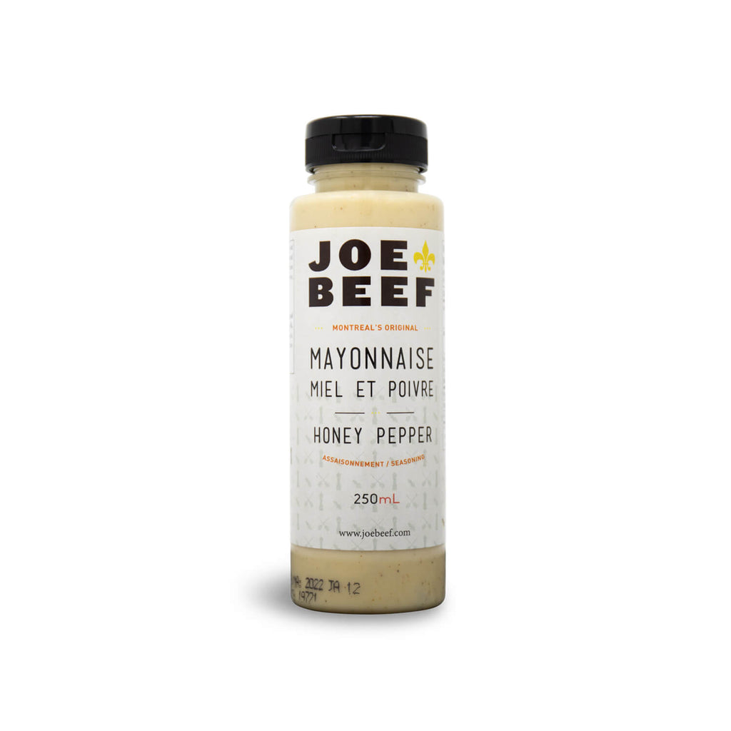 Joe Beef Honey Pepper Mayonnaise (300ml)