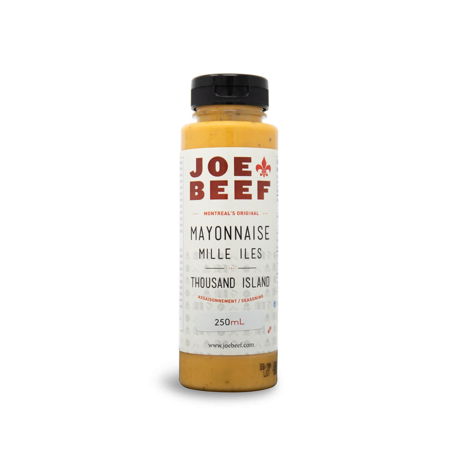 Joe Beef Thousand Island Mayonnaise (300ml)