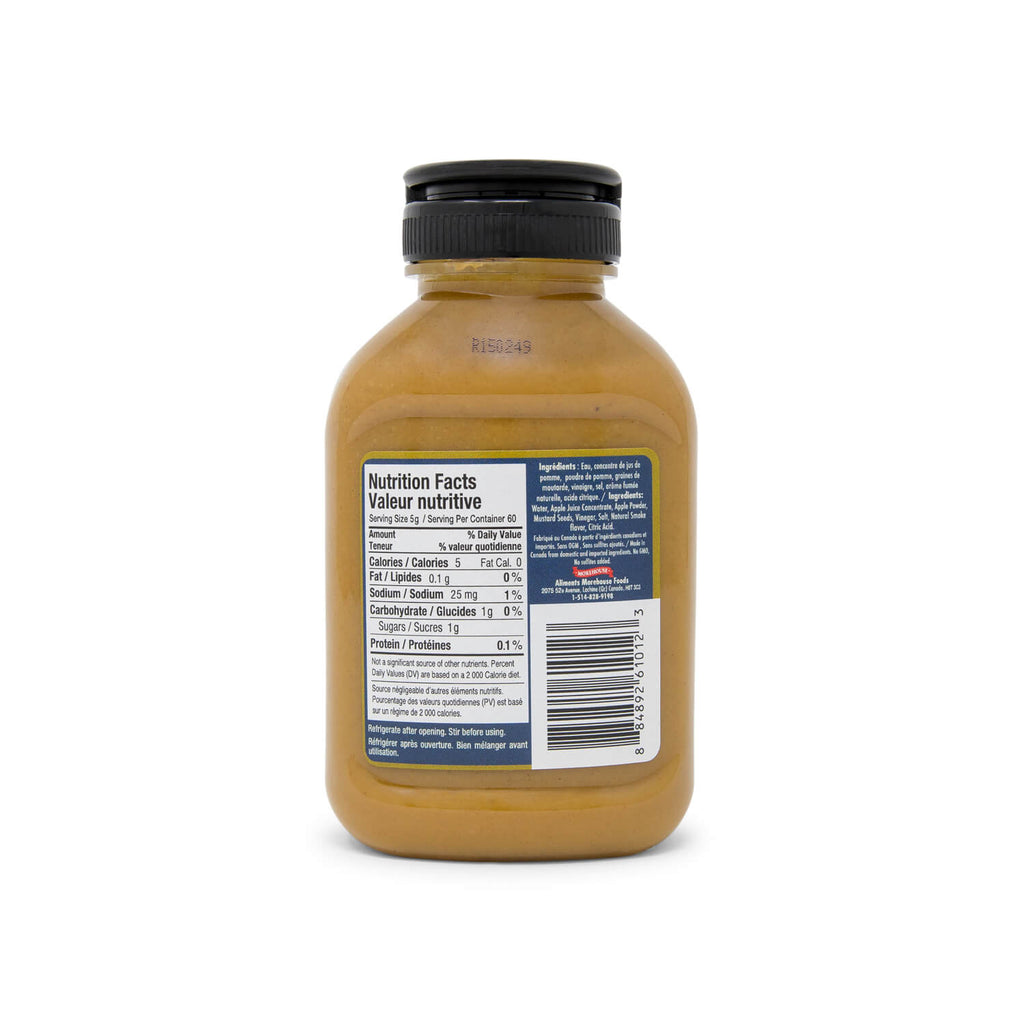 Joe Beef Smoked Apple Mustard (260ml)