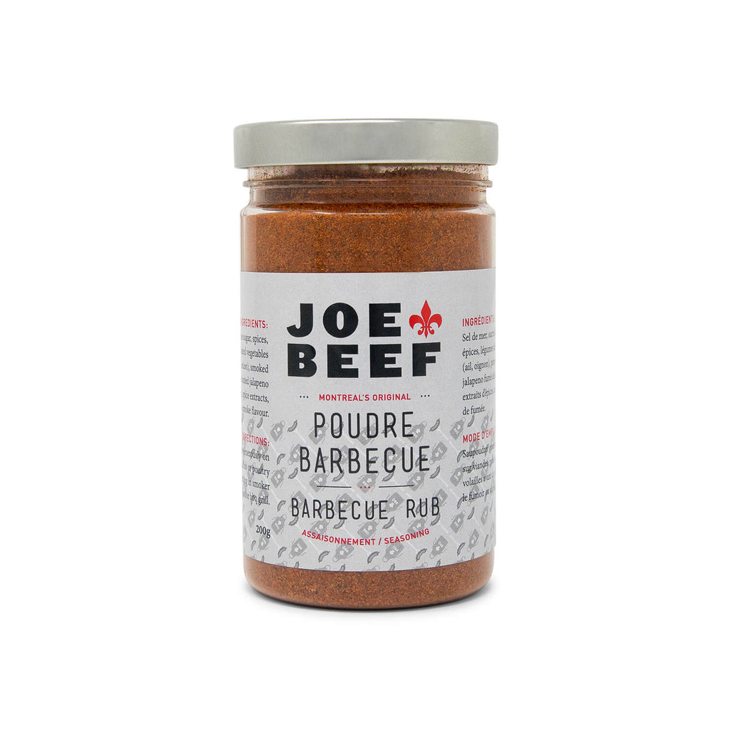 Poudre Barbecue Joe Beef (200g)