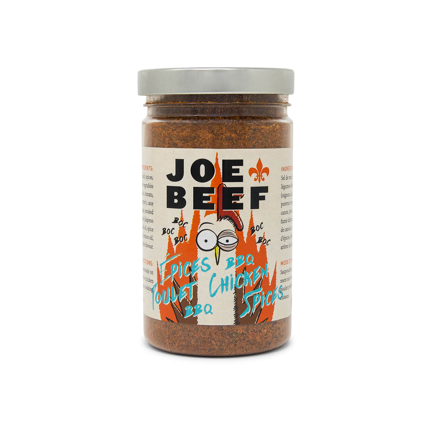 Épices Poulet BBQ Joe Beef (220g)