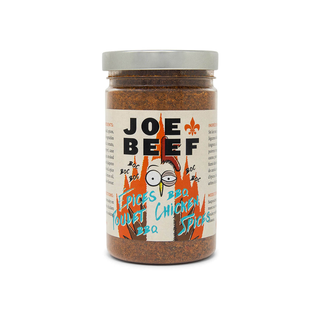 Joe Beef Chicken BBQ Spice (220g)