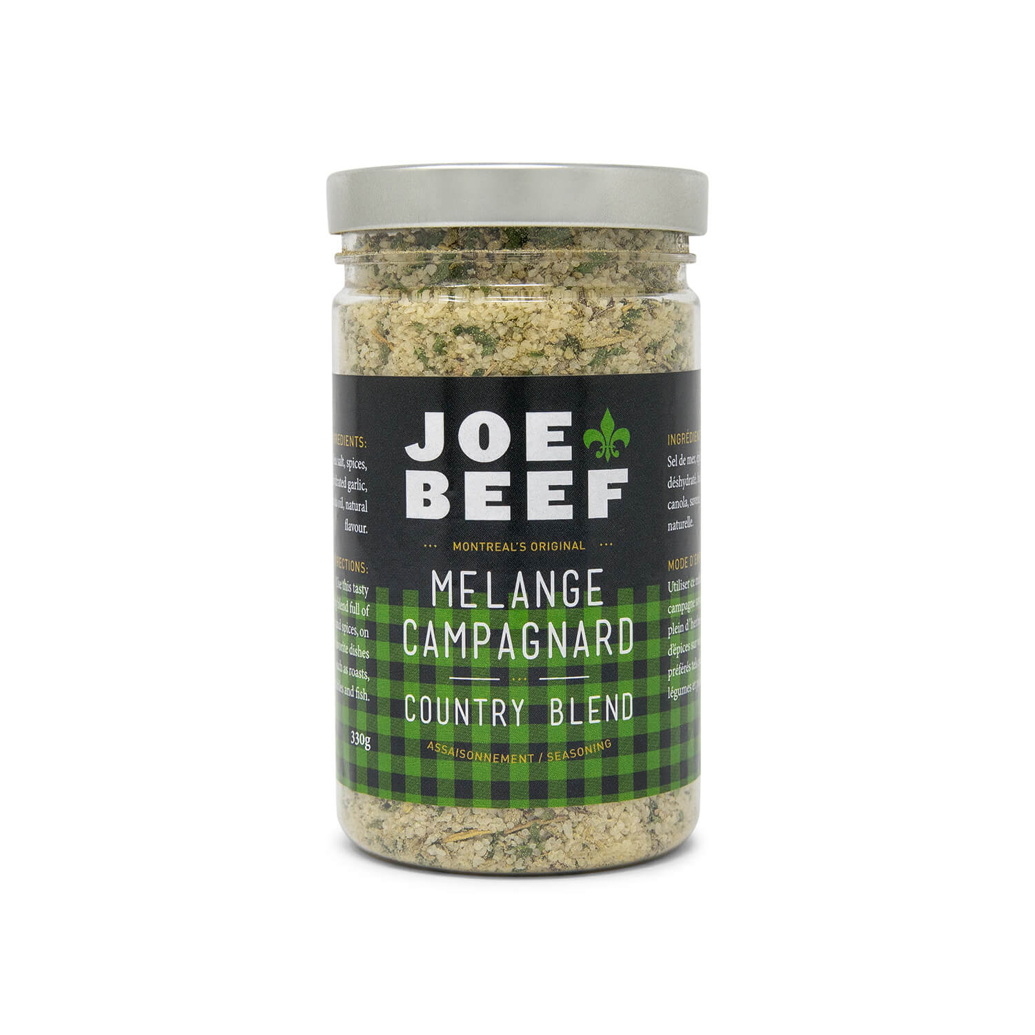 Joe Beef Country Blend (330g)