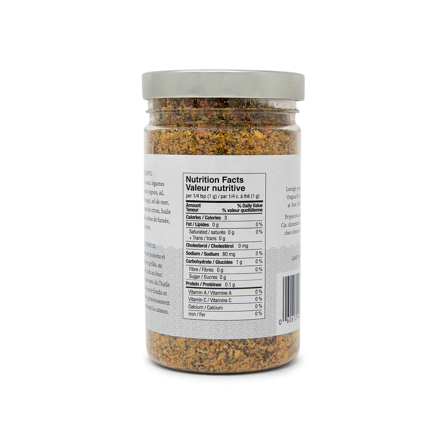 Joe Beef Fish Spice (220g)