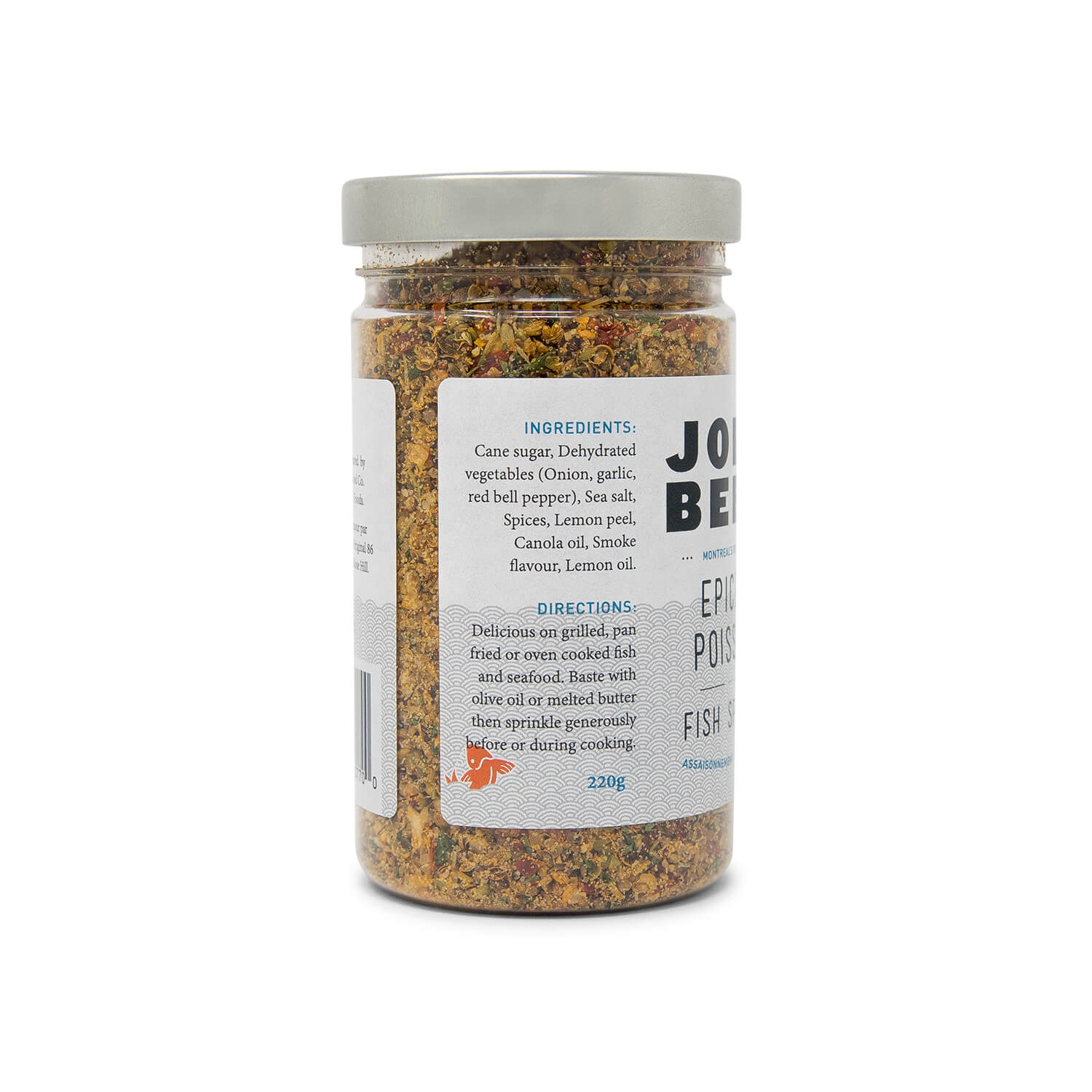 Joe Beef Fish Spices (220g)