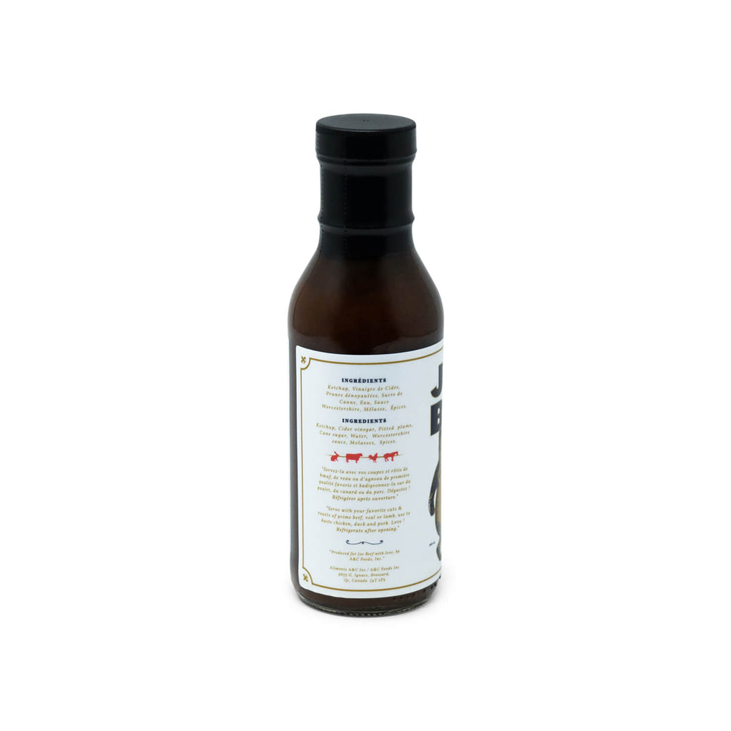 Joe Beef BBQ Steak Sauce (345ml)