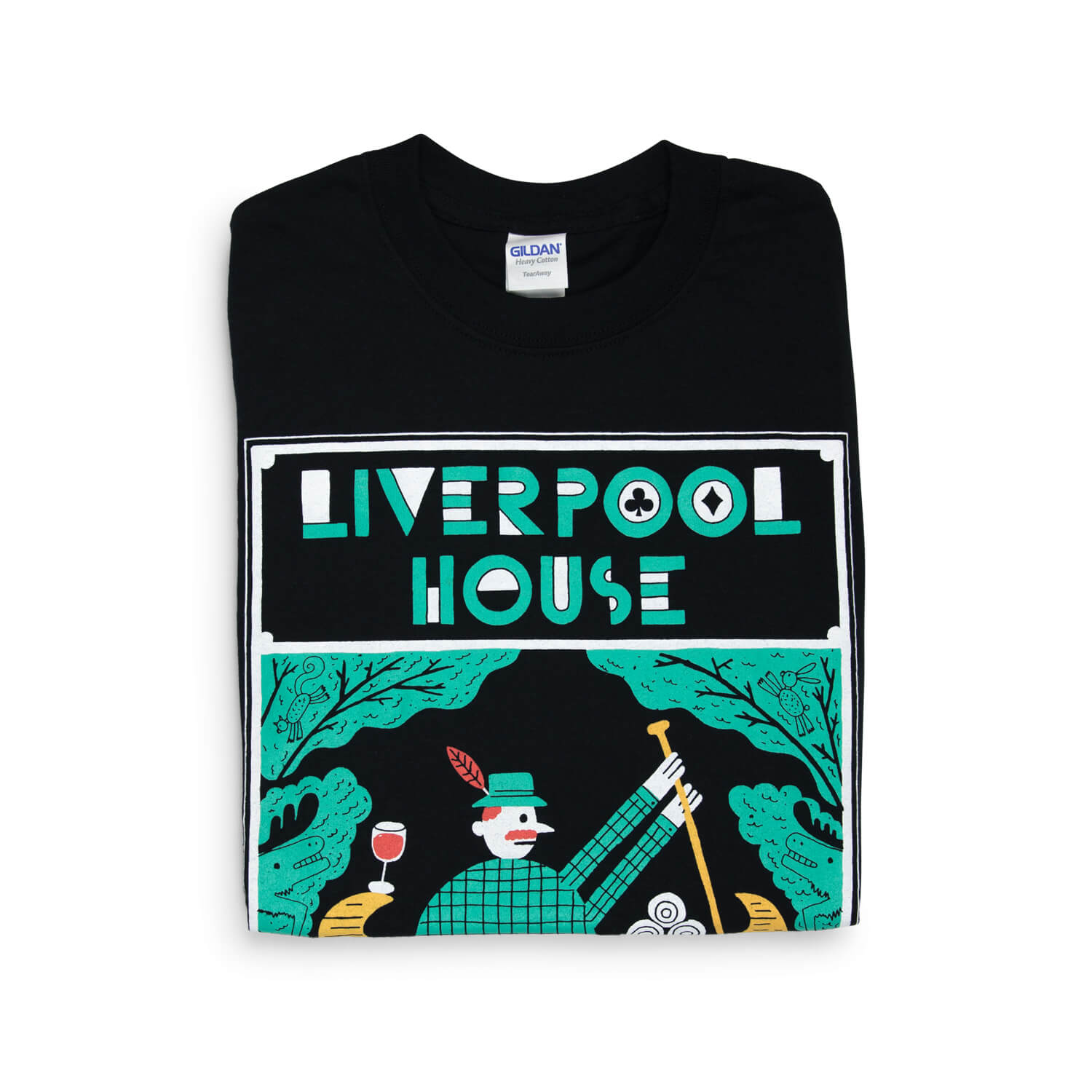 Liverpool House T-Shirt