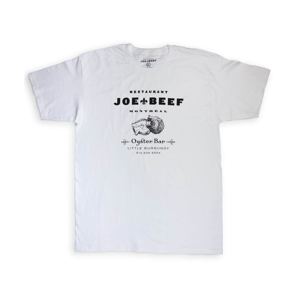 Joe Beef Oyster Bar T-Shirt