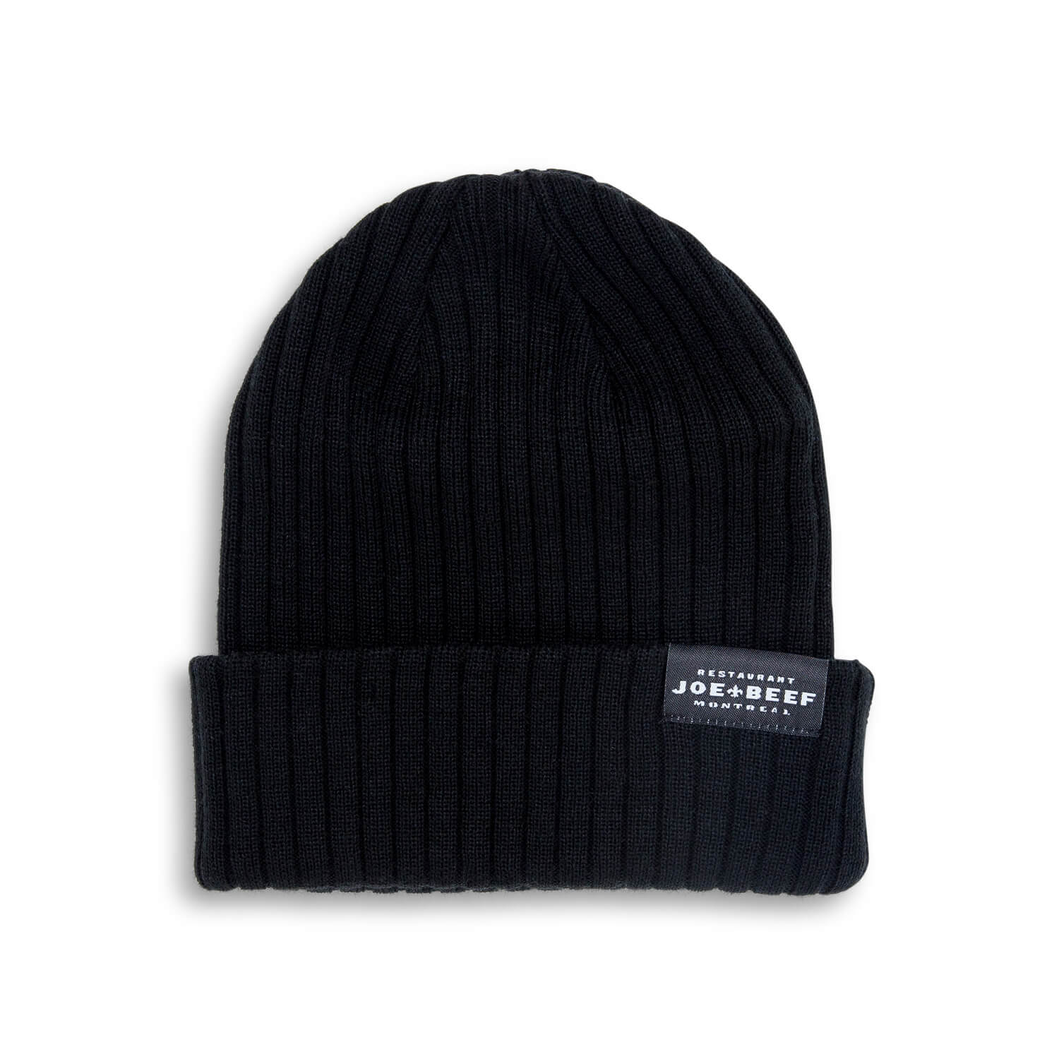Joe Beef Tuque (Black)