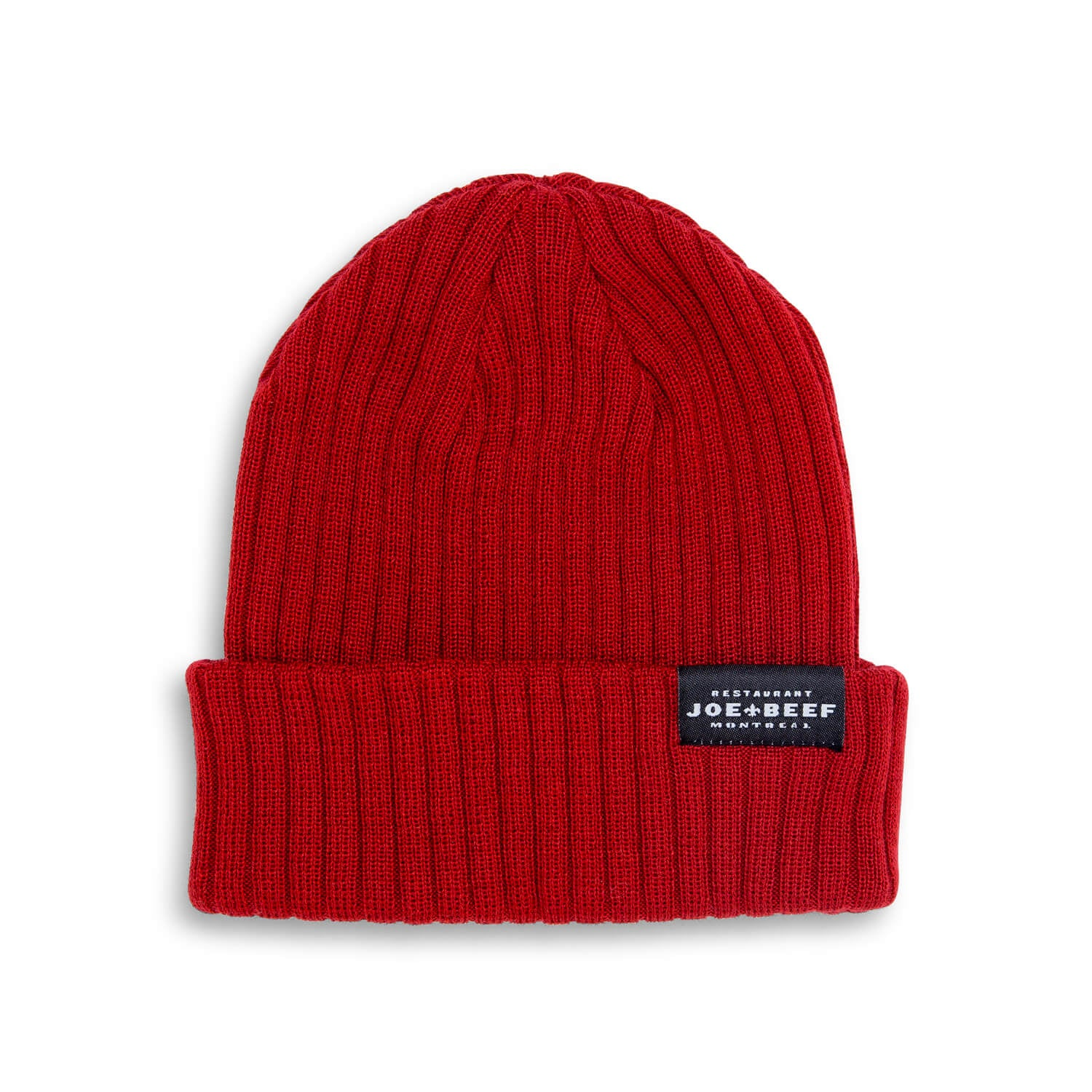 Joe Beef Tuque (Red)