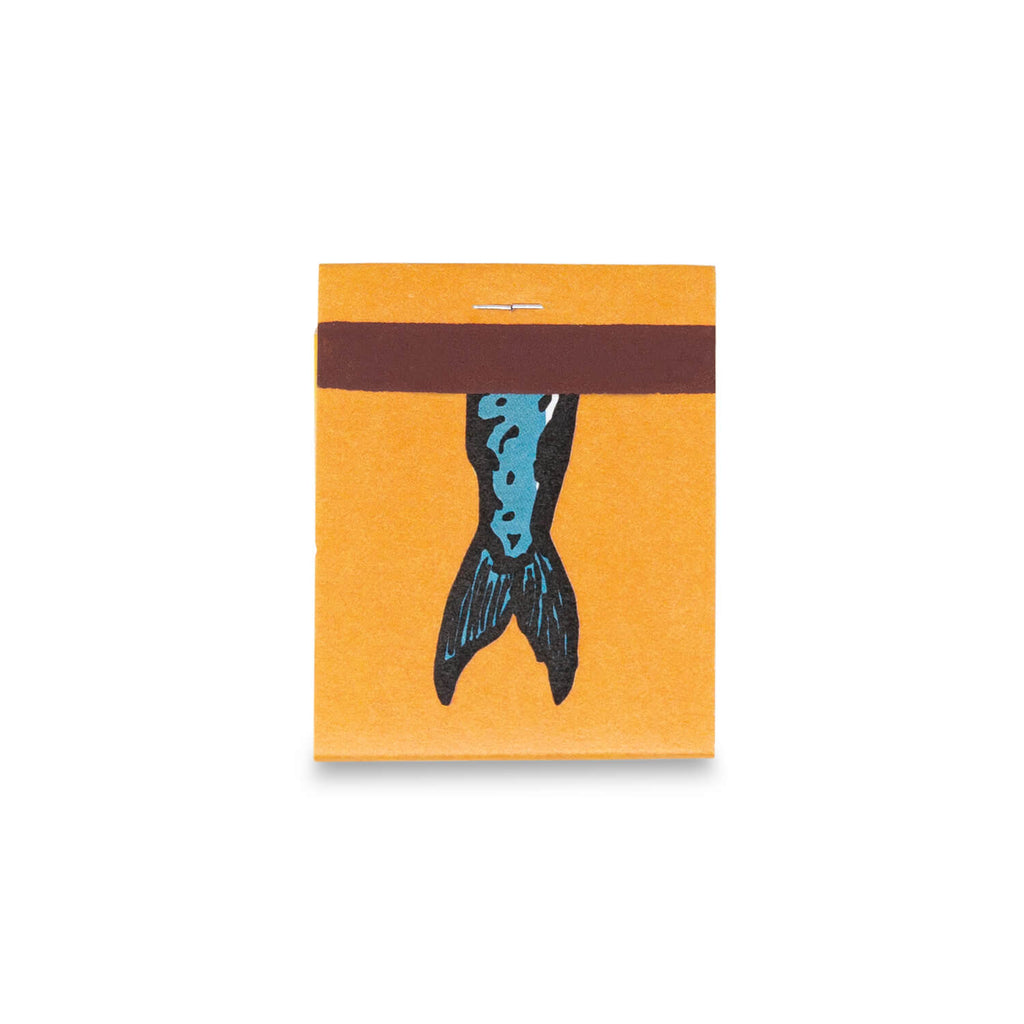 Brunette Matchbook (Box of 50)