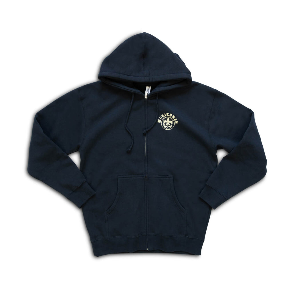 McKiernan Zip Up Sweatshirt