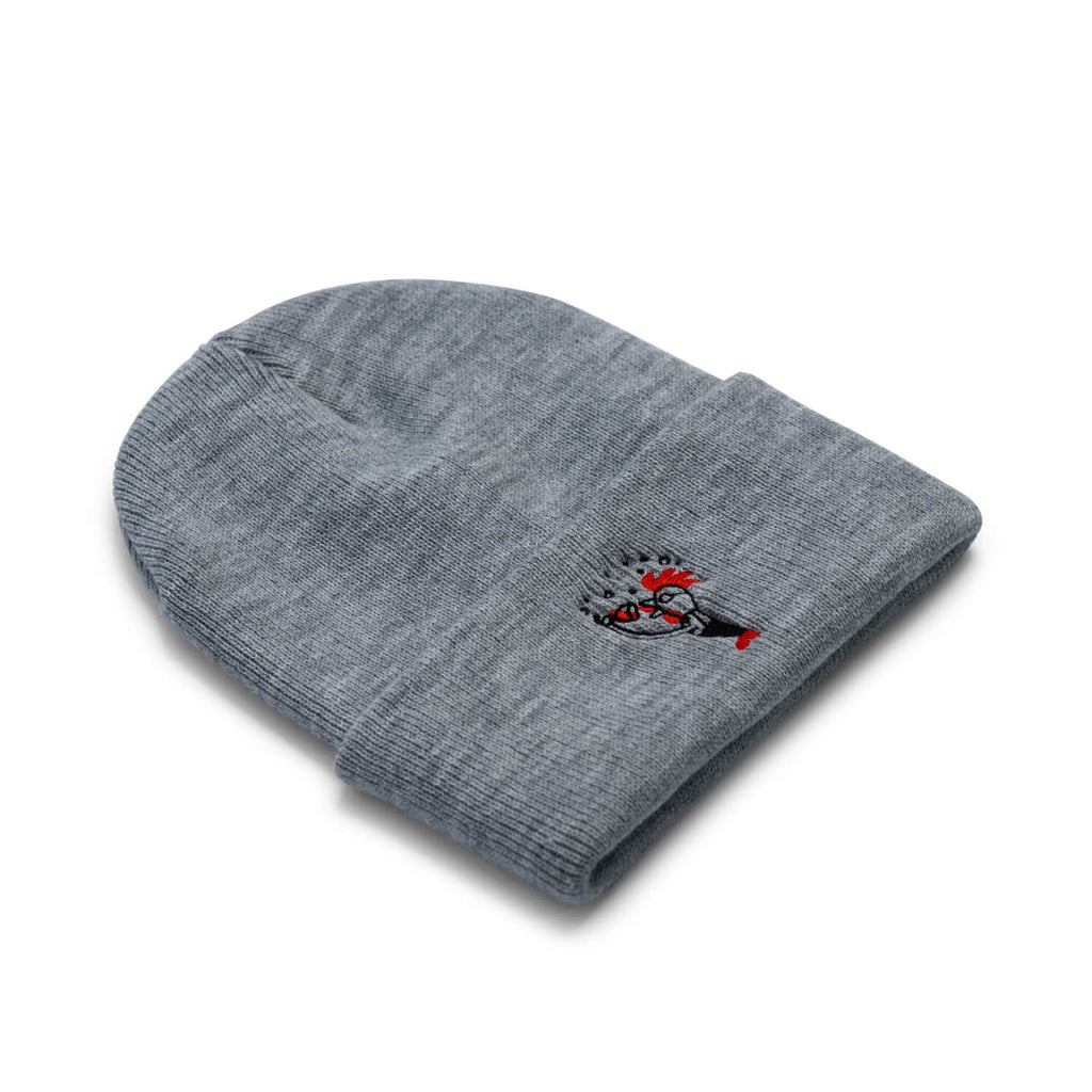 Casgrain BBQ Tuque (Grey)