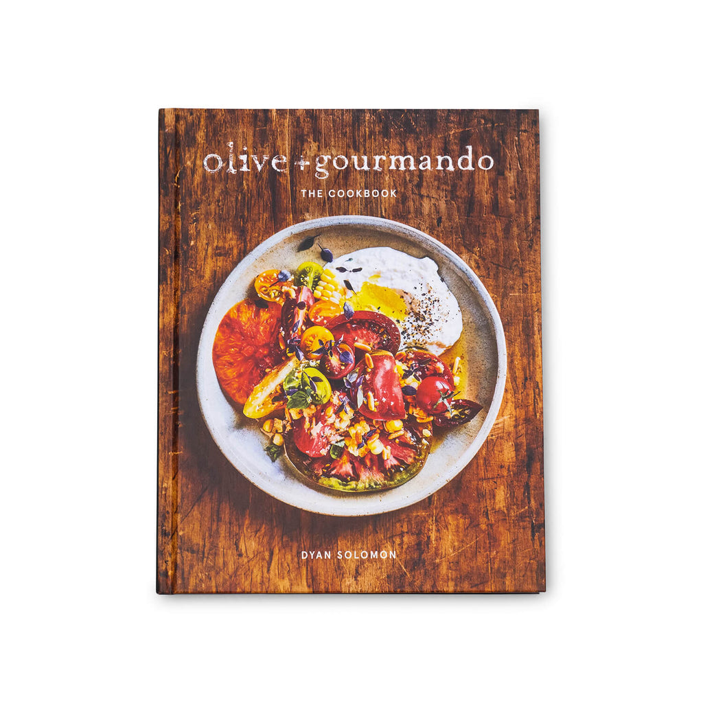 Olive & Gourmando the Cookbook