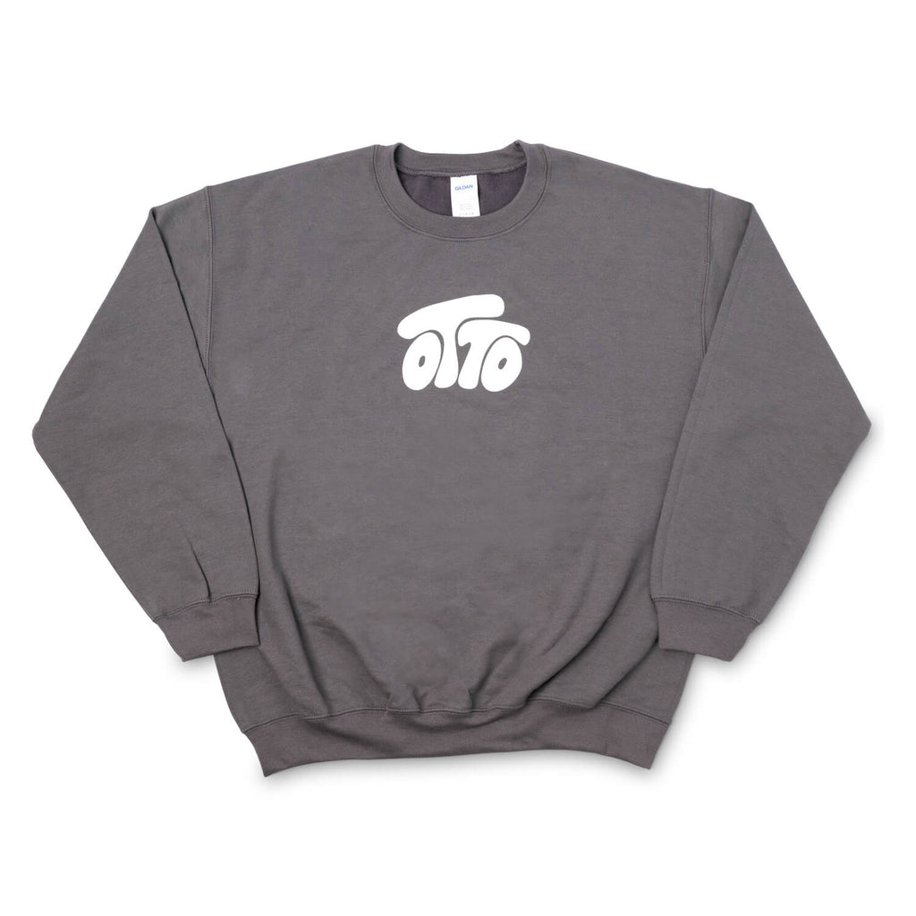 Otto Crewneck Sweatshirt (Grey)