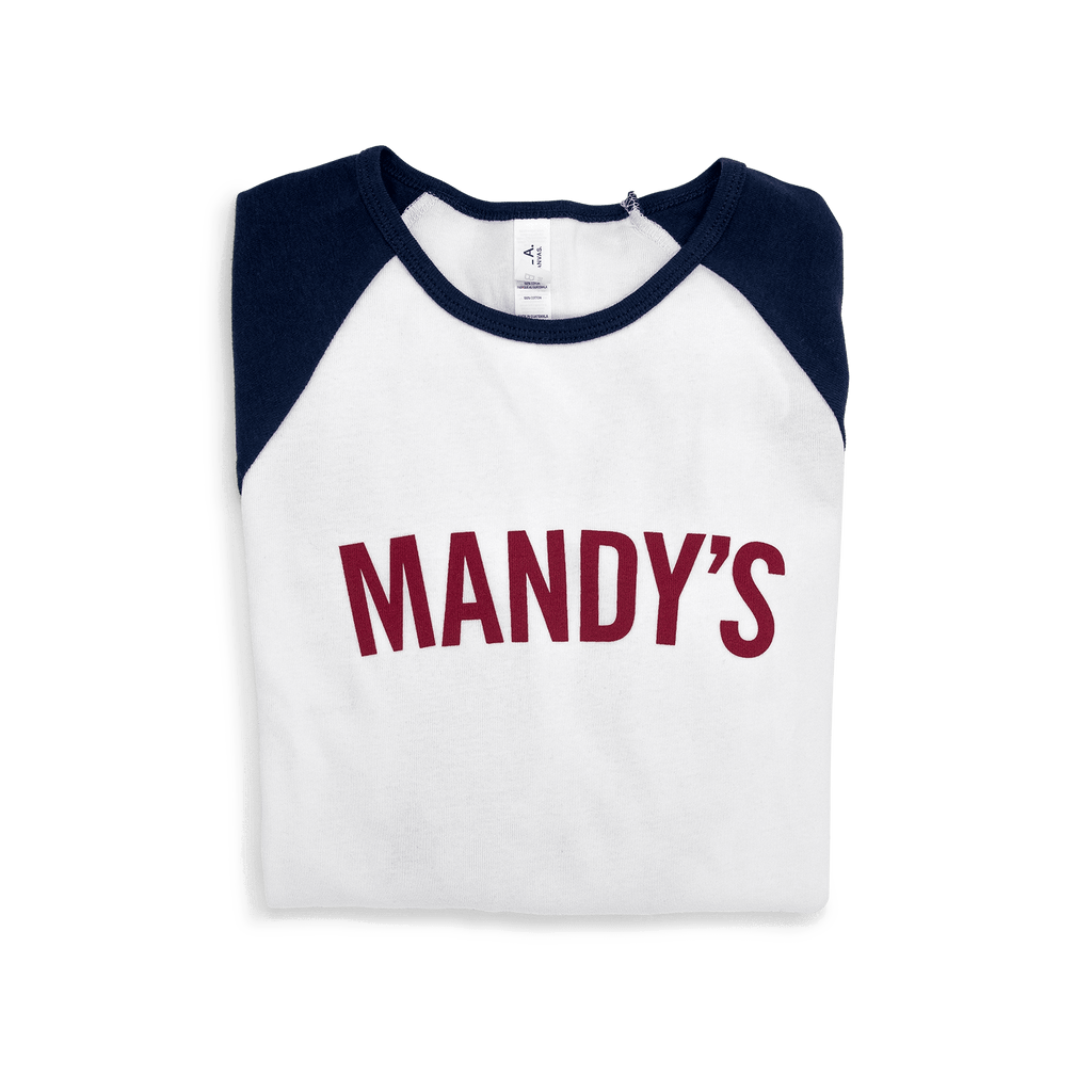 Mandy's Baseball T-Shirt