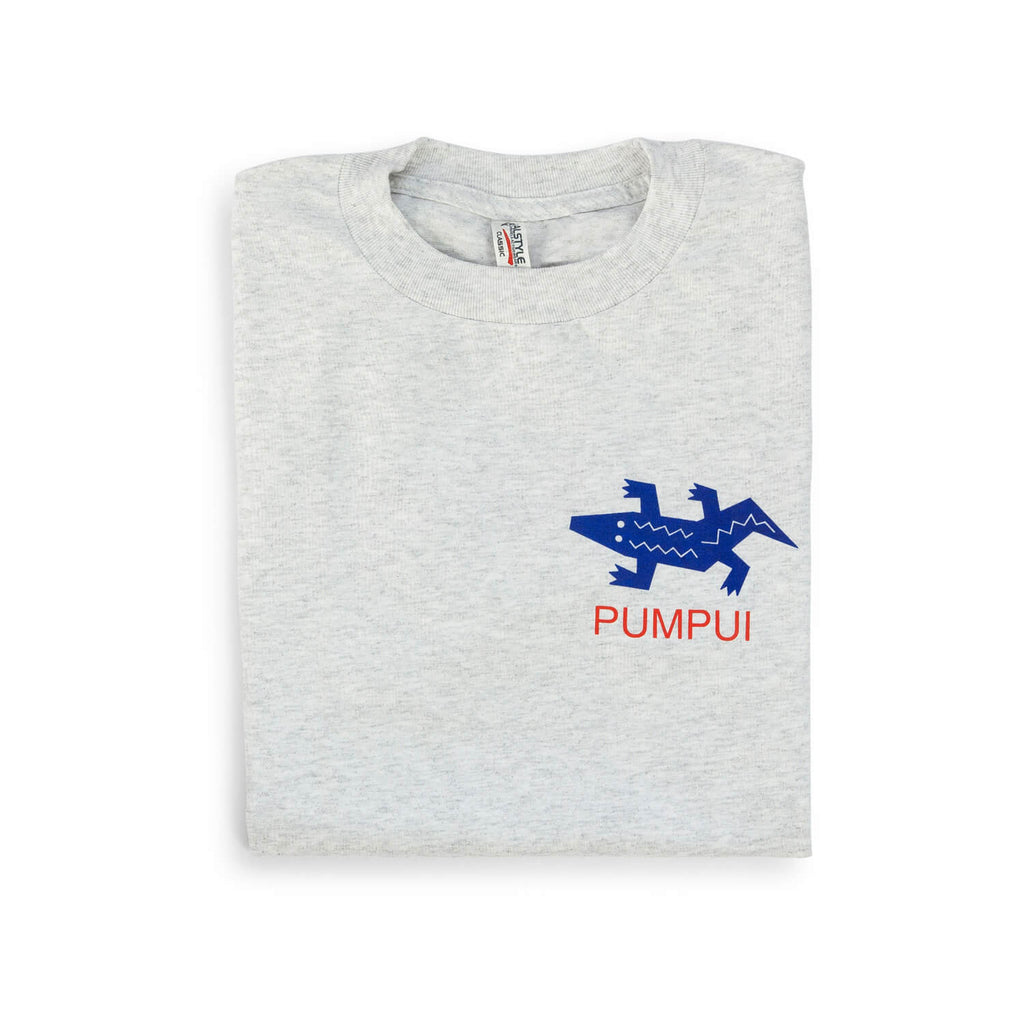 Pumpui T-Shirt (Ash Grey)