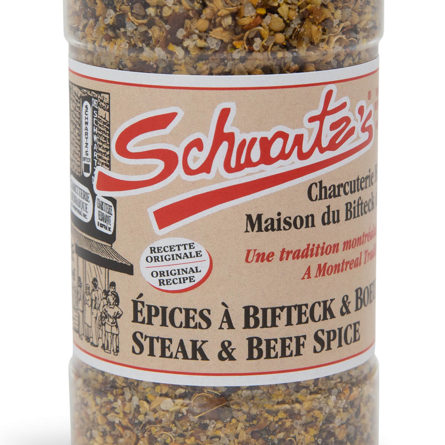 Schwartz's Steak and Beef Spice (160g)