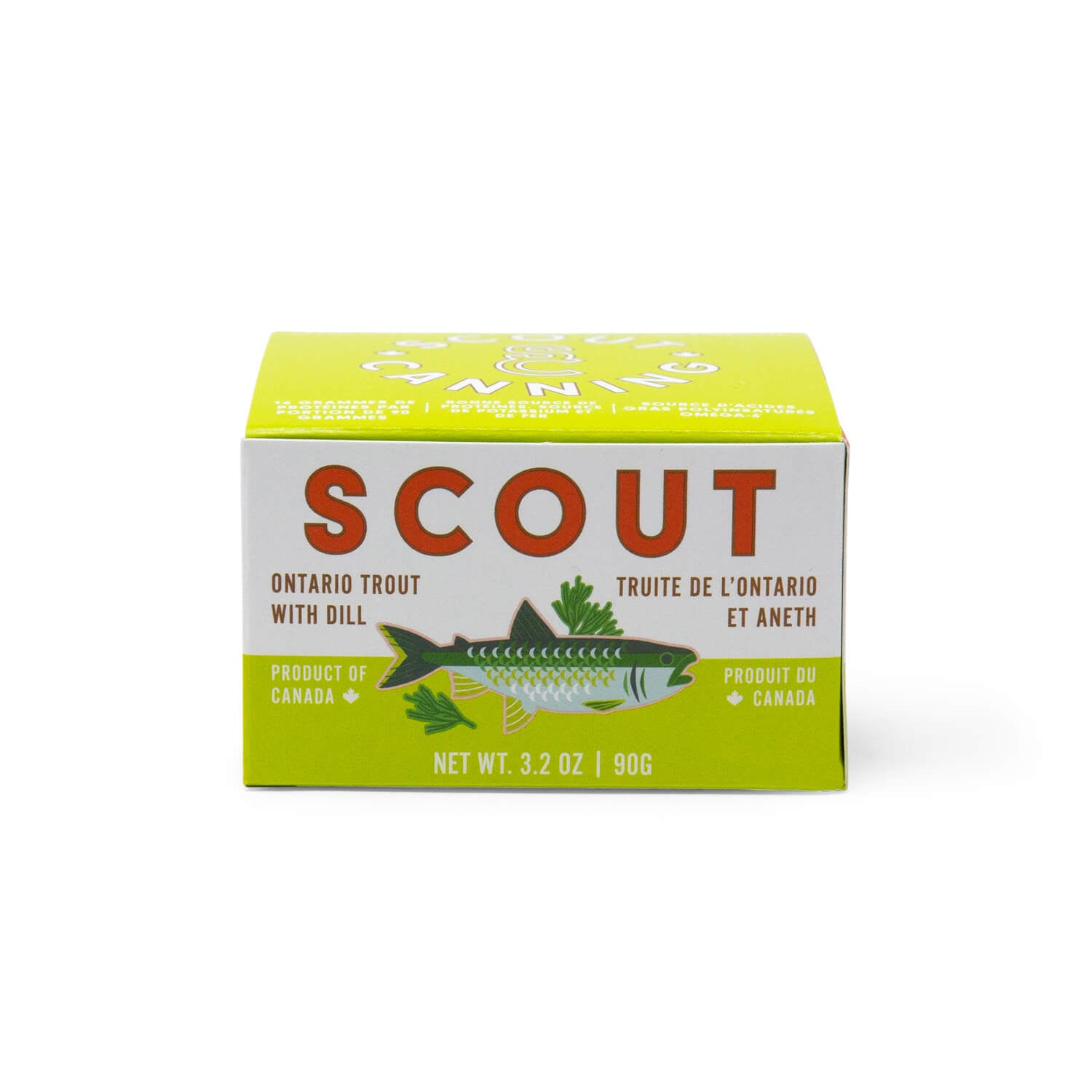Scout Ontario Trout (90g)