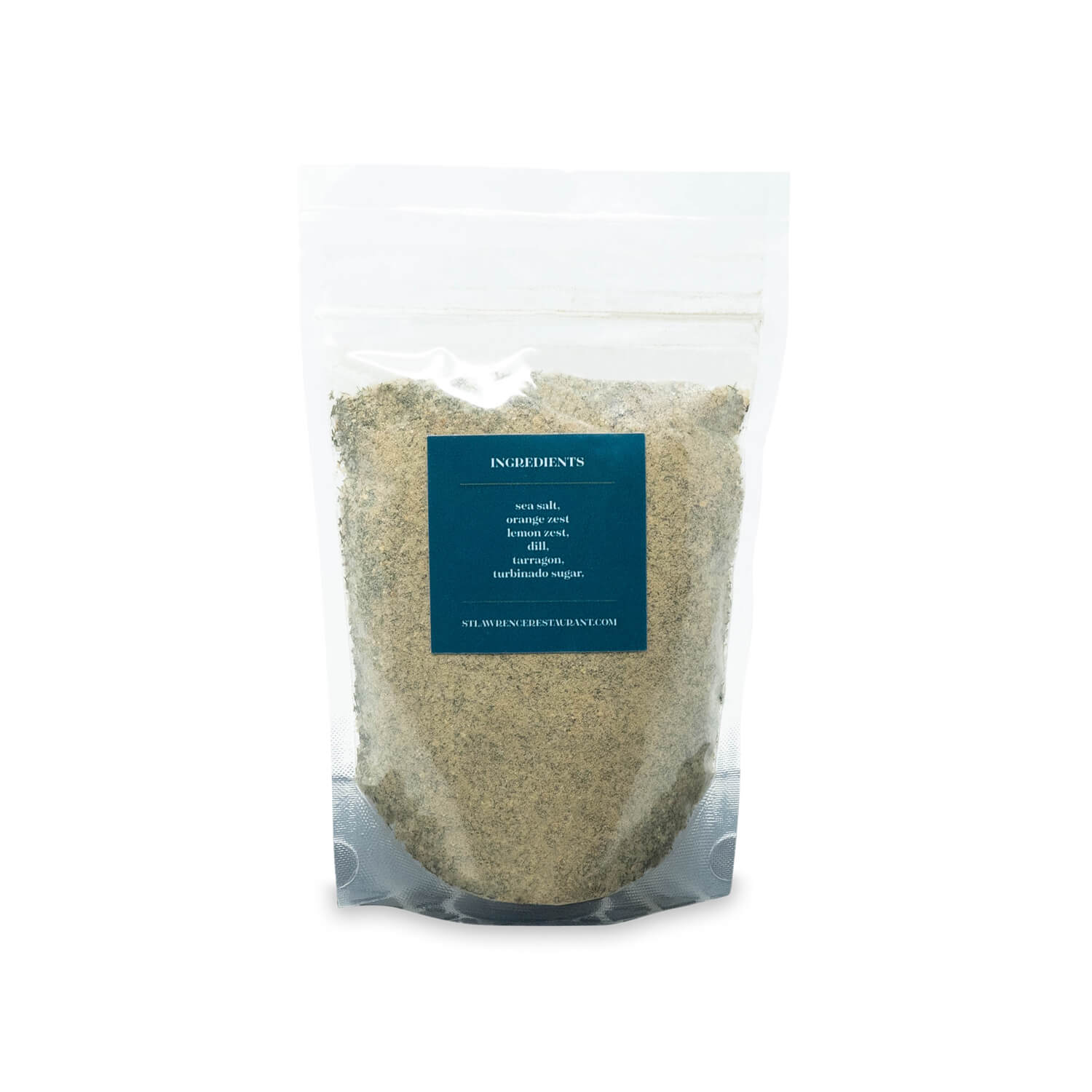 St. Lawrence Citrus Salt (226g)