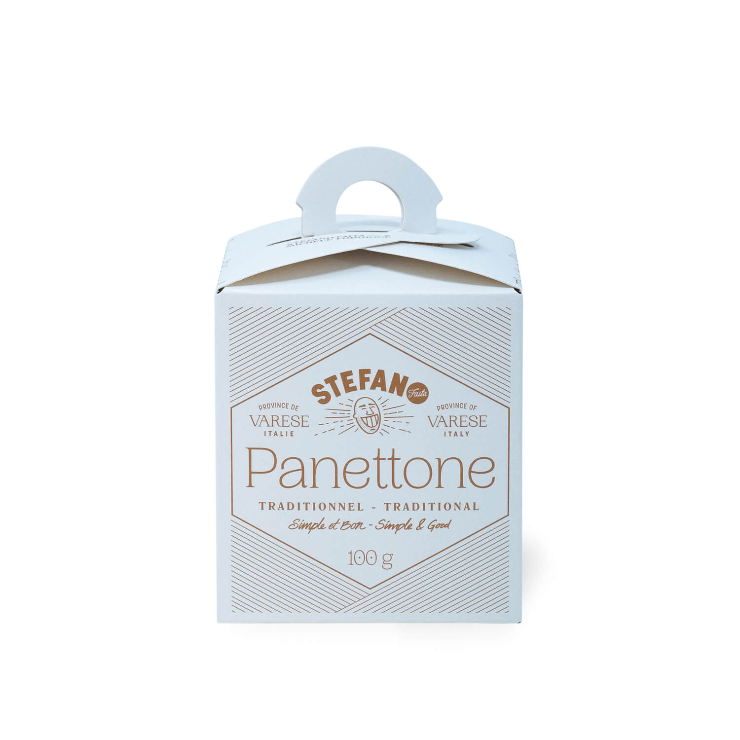 Stefano Faita Mini Traditional Panettone (100g)