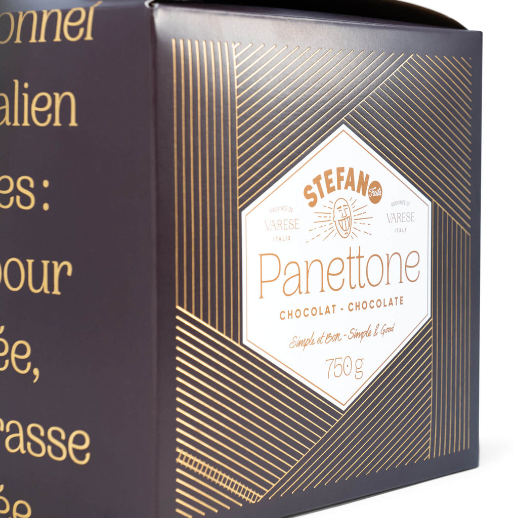 Stefano Faita Chocolate Panettone (750g)
