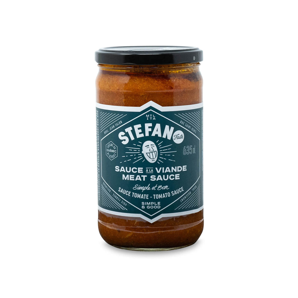 Stefano Faita Meat Sauce (635ml)